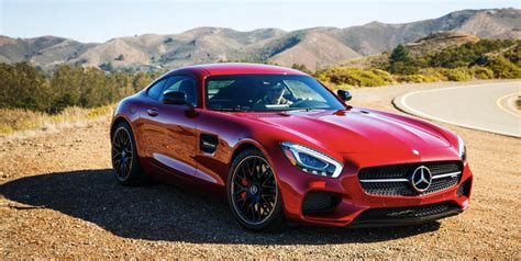 2017 Mercedes Amg Gt Range Gets More Power And Four-wheel