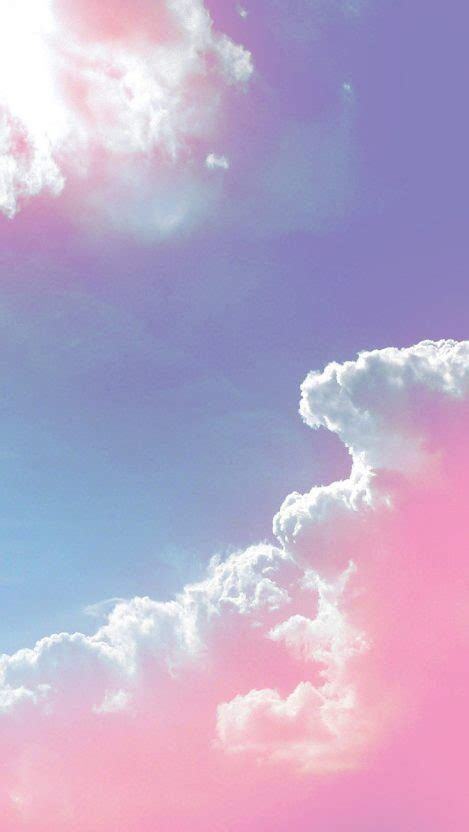 pink clouds iphone wallpaper iphone wallpapers