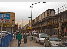 Subway at 173rd Street, The Bronx, New York, 12 Feb 2008