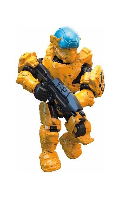 Spartan Vector Halo Castle Fireteam Mega Construx