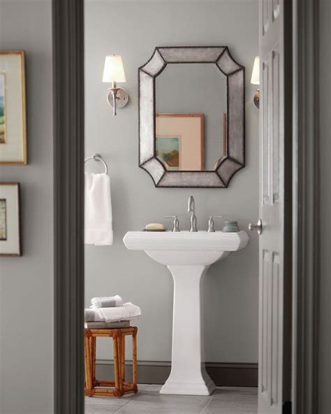 one color two ways behr silver bullet is a design