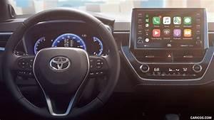 2019 Toyota Corolla Hatchback - Interior HD Wallpaper #24