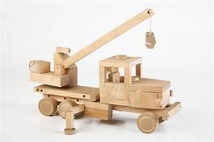 Wooden Toy Plans Crane Truck - Bing images