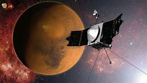 NASA spacecraft enters Martian orbit in search of lost ...