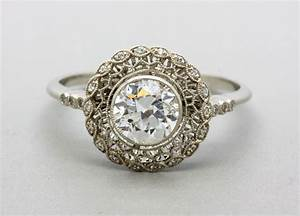 vintage platinum wedding ring ipunya With wedding rings vintage