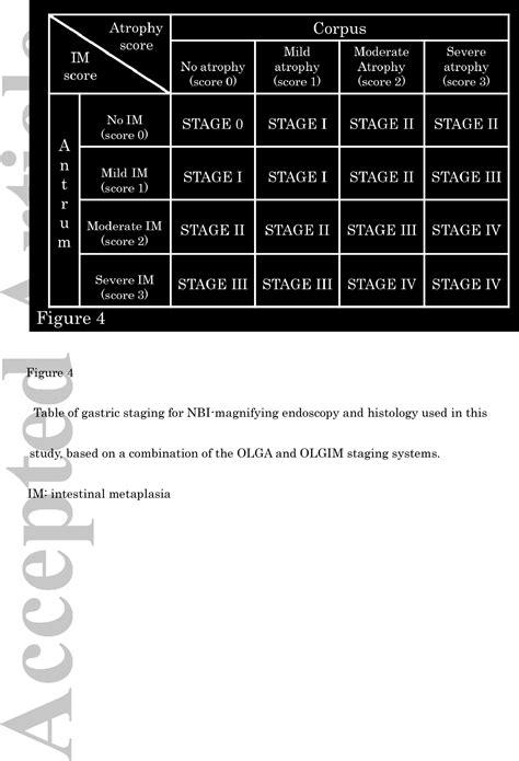 Figure 4 from OLGA- and OLGIM-based staging of gastritis