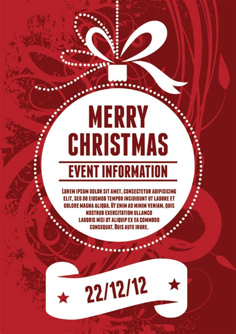 christmas charity template poster 15 free a4 poster designs free premium creatives