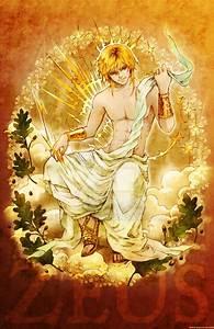 Myth Character Zeus By Zeldacw On Deviantart
