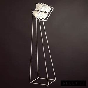 Seletti multilamp football floodlight floor light