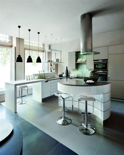 ilot de cuisine avec table 8 joli ilot centrale cuisine