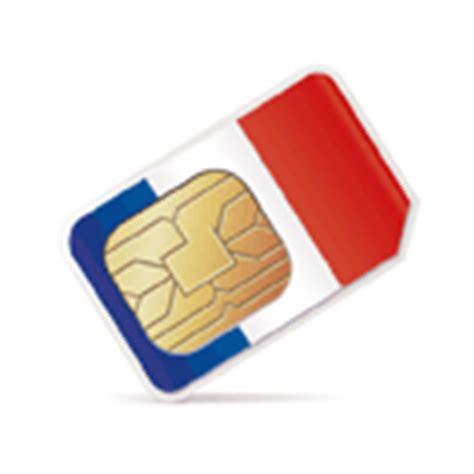 frankreich prepaid sim mit umts datentarif alle anbieter