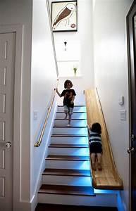 Escalier De Maison Interieur : id e d co couloir avec escalier d 39 int rieur inspir du ~ Zukunftsfamilie.com Idées de Décoration