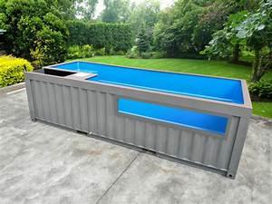 Pool Aus Container : shipping cargo container swimming pools usa conexwest usa ~ Orissabook.com Haus und Dekorationen