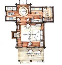 cabin designs and floor plans cozy cabin floor plans you can use to make your getaway
