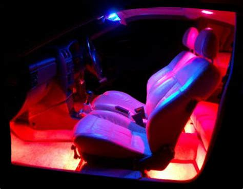 car interior led bulbs festoon blue green purple