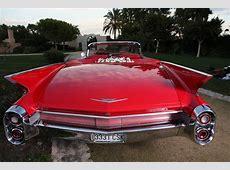 Alquiler de Cadillac Biarrithz ´60 clásico para boda en
