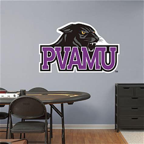 prairie view  panthers logo wall decal shop fathead