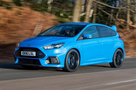 Ford Focus RS Mountune 2017 review   Auto Express
