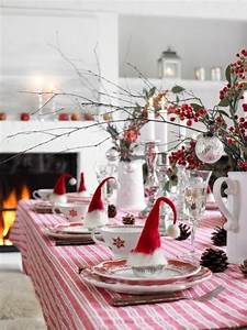 Festliche Tischdeko Weihnachten : ideen zu weihnachten weihnachtliche tischdeko 60 ausgefallene tischdeko ideen tischdeko zu ~ Sanjose-hotels-ca.com Haus und Dekorationen