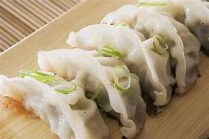 Chinese Pork Dumplings or Potstickers Recipe