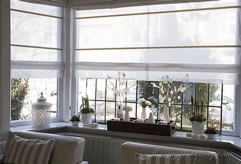Windowsill Decor - decorating on a window sill