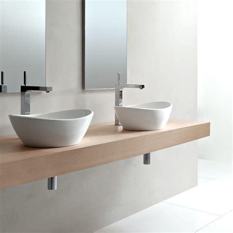 d 233 co salle de bain pour ou contre la vasque tendances d 233 co d 233 co