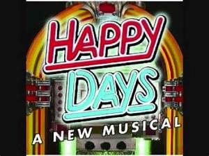 Welcome To Wisconsin - Happy Days The Musical - YouTube