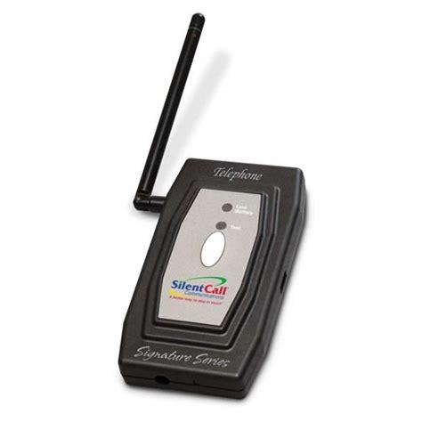 Silent Call Signature Series Telephone Tty Transmitter