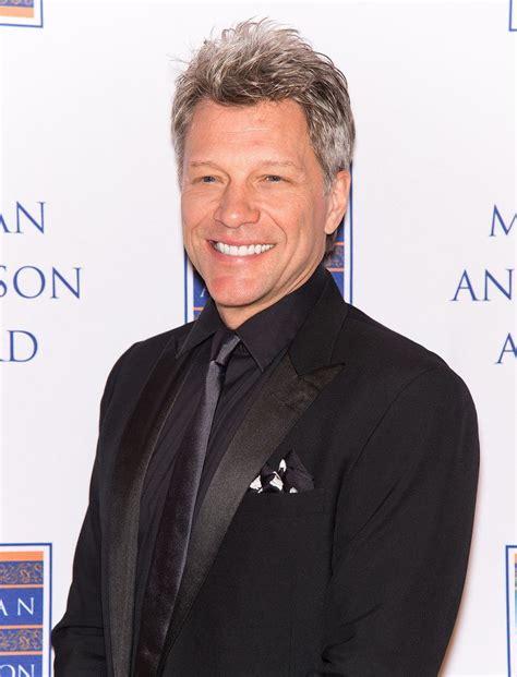 Famous Sexy Silver Foxes Bon Jovi Jon