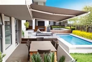 Store A Banne : le store de terrasse rendra votre ext rieur encore plus ~ Premium-room.com Idées de Décoration