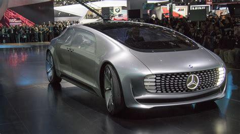 Mercedes 'plans Uberlike Driverless Limo Service'  It Pro