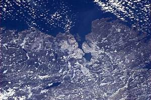 Astronaut Chris Hadfield's amazing view of Canada from ...