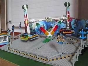 LEGO Kirmes Fahrgeschft VorteX Klnder YouTube