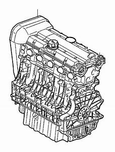 2008 Chevrolet Engine Complete Assembly  Engine Complete Assembly