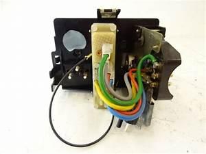 80 Mercedes R107 450sl Switch  Ac Heater Climate Control