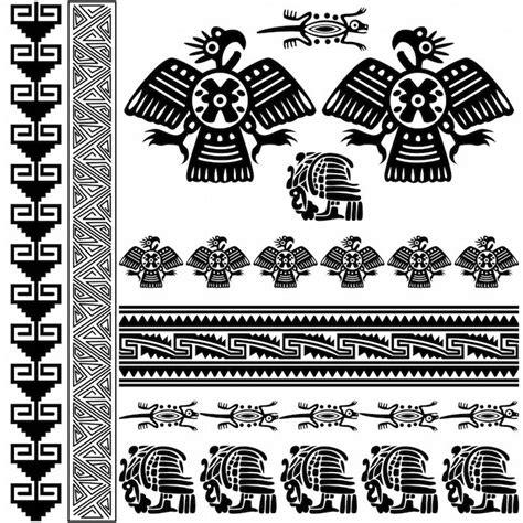 aztec tattoos tattoos  meaning