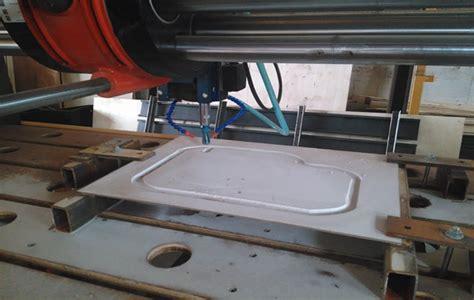 powerful granite sink cutting and drilling machine