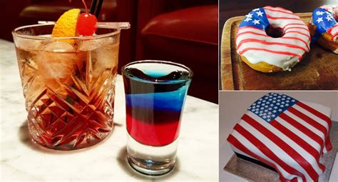 4th of july themed drinks 4th of july dublin themed food and drink to celebrate the us independence day