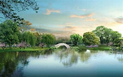Landscape Nature Desktop Wallpapers Japan Landscapes Widescreen