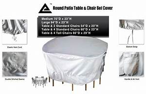 all weather protect water uv resistant patio table chair With uv patio furniture covers