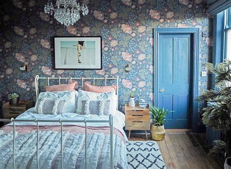 dans la chambre papier peint dans la chambre à coucher comment bien l