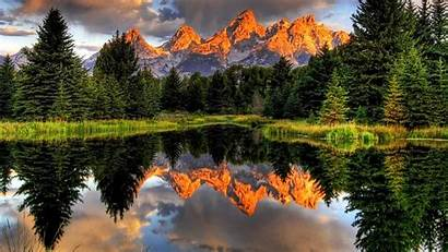 Low Resolution Earth Nature Reflection Wallpapers Background
