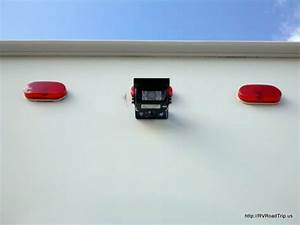 Rv Net Open Roads Forum  Wired Backup Camera Installation