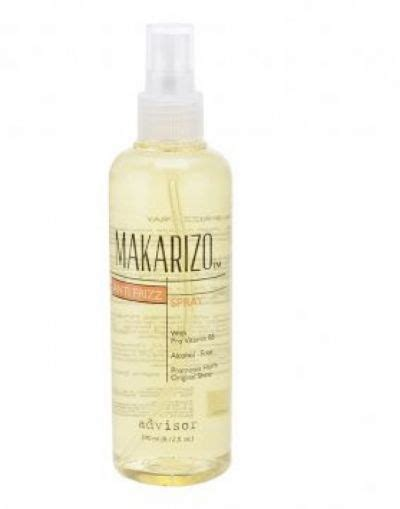 Harga Makarizo Frizz tresemme keratin smooth heat protection spray