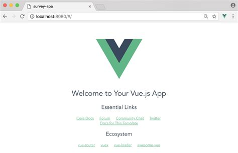 vue template compiler single page apps with vue js and flask setting up vue js