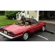 1990 Alfa Romeo Spider For Sale