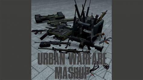 mod suis urban warfare mashup pack  ravenfield build