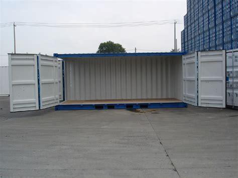 bureau veritas com gebrauchte und neue side door container open side