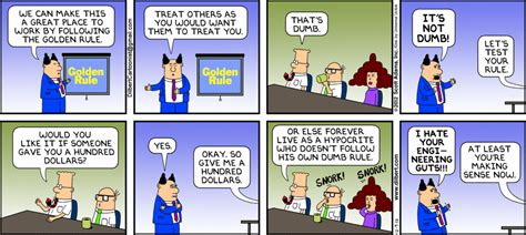 The Dilbert Strip For December 9, 2012