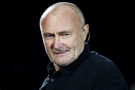 Phil Collins In Hospital, Postpones Shows After Fall